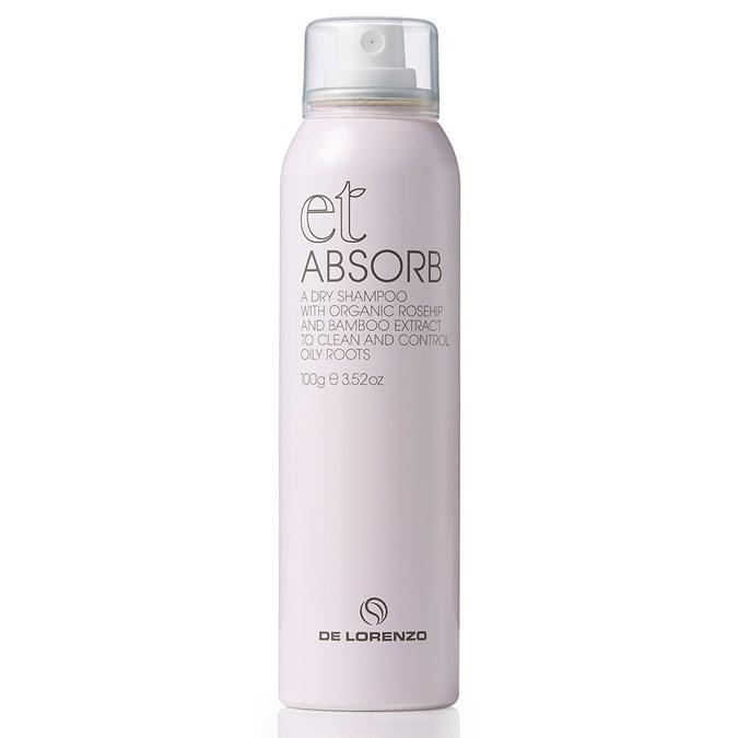 De Lorenzo Essential Treatments Oil Absorb Dry Shampoo 100g