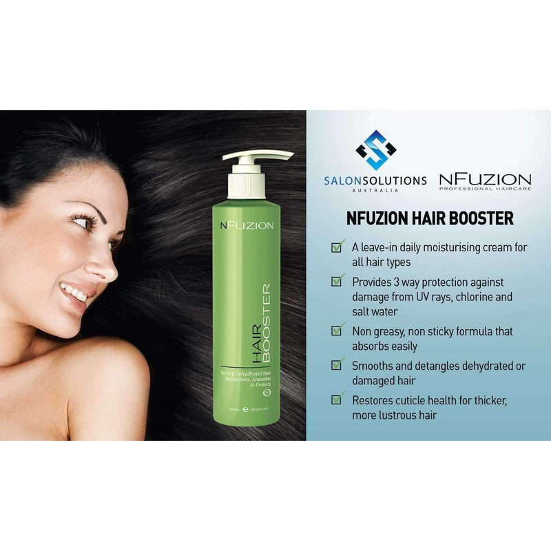 NFuzion Professional Hair Booster 250ml,Salon Supplies To Your Door