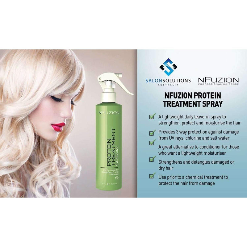 NFuzion Professional Protein Treatment 250ml,Salon Supplies To Your Door