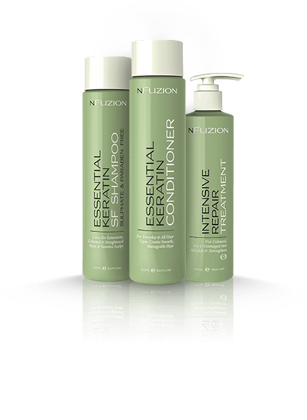 NFuzion Professional SOS Treatment Bundle