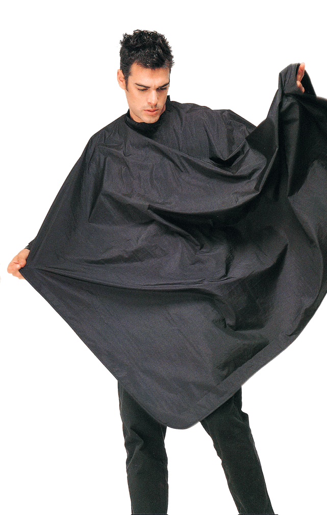 Wahl Polyester Cutting Cape | Black