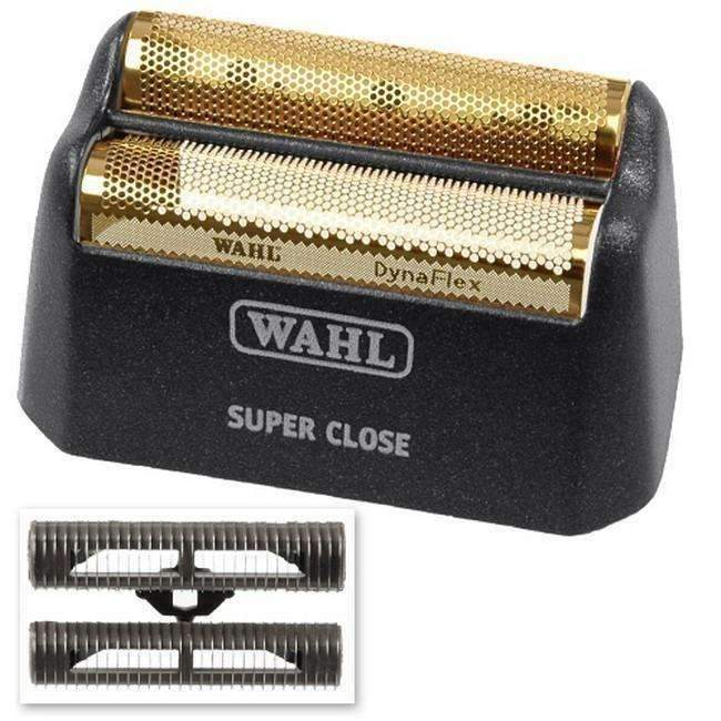 Wahl Replacement Cutter and Foil Set for 5 Star Finale Shave WA7043,Salon Supplies To Your Door