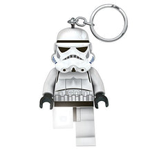 LEGO Star Wars Stormtrooper Key Light - Minifigure Key Chain with LED Flashlight