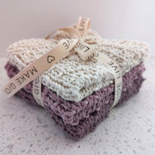 Wash Cloth 3 Pack