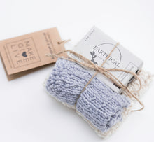 Wash Cloth Soap Set