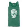 Unisex Tank Skull Pitty Design