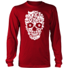 Copy of Pitbull Skull Mens Long Sleeve 2