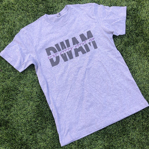 DWAM 'Royal' Tee (grey)