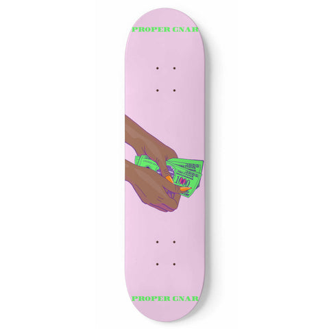 Money Skateboard - Proper Gnar