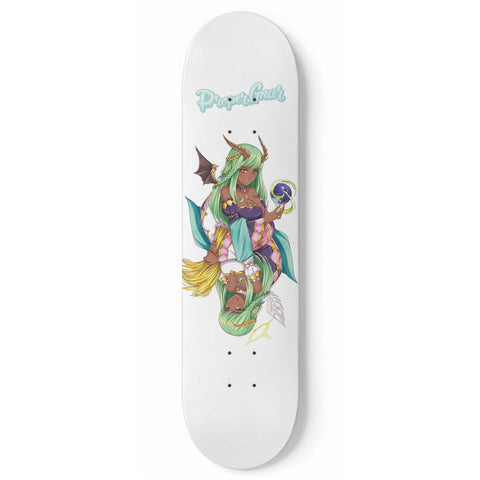 Double Trouble Skateboard 8.25""