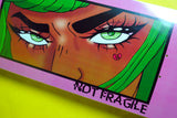 Not Fragile Skateboard - Proper Gnar