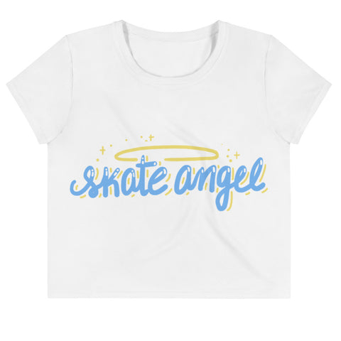 Skate Angel Crop Top - Proper Gnar