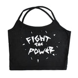 Fight The Power Halter