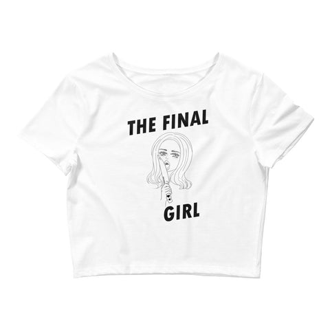 Final Girl Crop Top - Proper Gnar