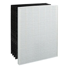 Winix Compatible Filter A 115115 True HEPA Filter, Plus 4 Replacement Carbon Activated Pre-Filters. Compatible with Winix air cleaner models 6300, P300, 5300, 5300-2, 6300-2, and C535