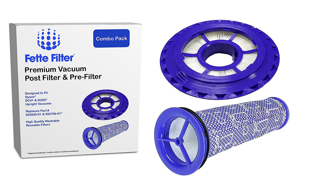 Dyson Compatible Vacuum Pre-Filters and Post-Filters