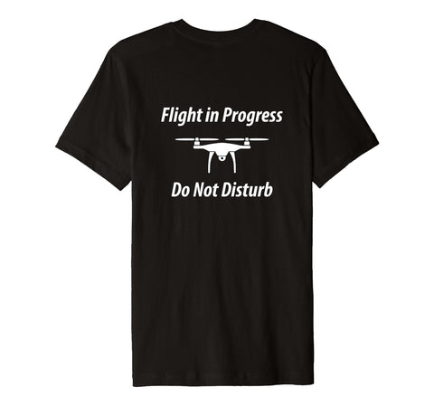 Flight In Progress T-Shirt