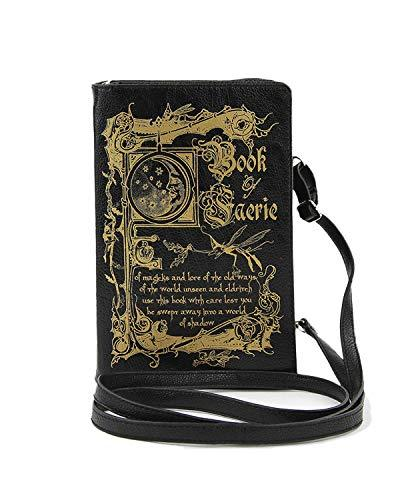 Book Of Faerie Crossbody Clutch Bag - The Urban Doll