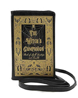 The Witch's Companion Crossbody Clutch Bag - The Urban Doll