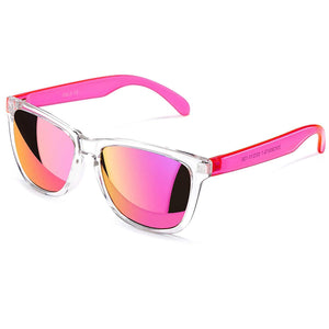 Jewel-Tone Mirrored 100% UVA/UVB Sunglasses (6 Colors) - The Urban Doll
