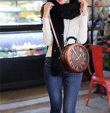 Vintage Clock Handbag (3 Styles) - The Urban Doll