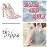Cloud Nine Heels - The Urban Doll