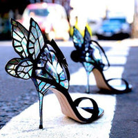 Fairy Wing Heels - The Urban Doll