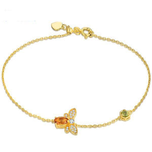 Citrine Bracelet at The Urban Doll