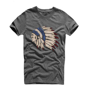 Tribal Chief Mens T-Shirt