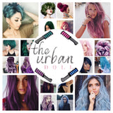 Hair Chalk Comb (Temporary Dye) - The Urban Doll