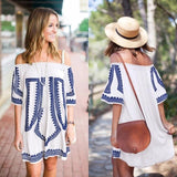 short casual summer dresses