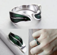 Elven Leaf Wrap Ring - The Urban Doll