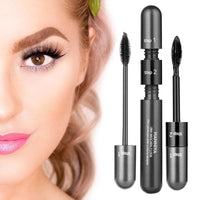 New 4D Silk Fiber Lash Waterproof Mascara - The Urban Doll