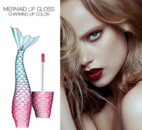 Liquid Crystal Glow Mermaid Lip Gloss (20 Colors) - The Urban Doll