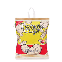 Potato Chips Backpack - The Urban Doll