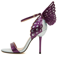 This is the Butterfly Pumps in purple. Online at The Urban Doll.