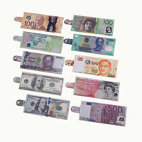 World of Currency Wallet (Unisex) - The Urban Doll