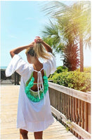 Beach Boho Cover Up - The Urban Doll