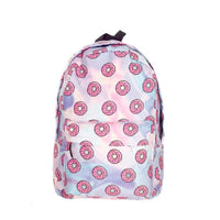 Holographic Donut Backpack - The Urban Doll