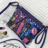 Makeup Bag Purse - The Urban Doll