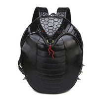 Venom Cobra Riveted Street Backpack - The Urban Doll