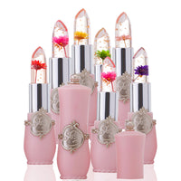Flower Jelly Lipstick (Waterproof, Moisturizing, Mood Tinting) - The Urban Doll