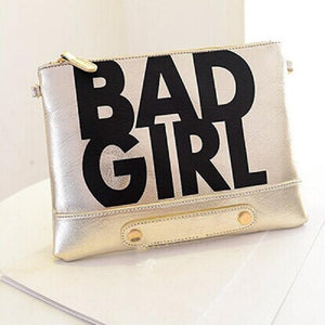 BAD GIRL Oversized Clutch - The Urban Doll