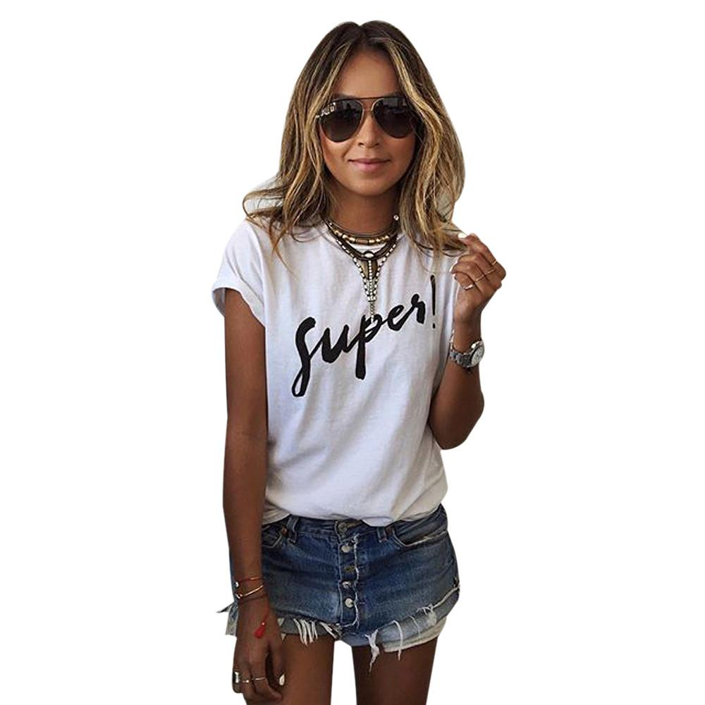 Super T-Shirt - The Urban Doll