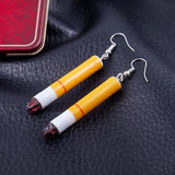 Burning Butts Drop Earrings - The Urban Doll