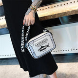 Sardine Tin Crossbody Bag - The Urban Doll