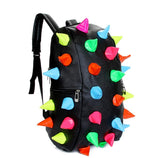 Oversized Rainbow Rivets Backpack - The Urban Doll
