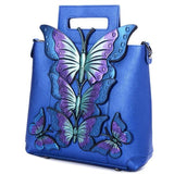Cascading Butterfly Tote - The Urban Doll