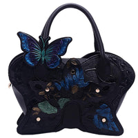 Flutter Away Butterfly Handbag - The Urban Doll