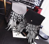Mystical Angel Wings Backpack - The Urban Doll